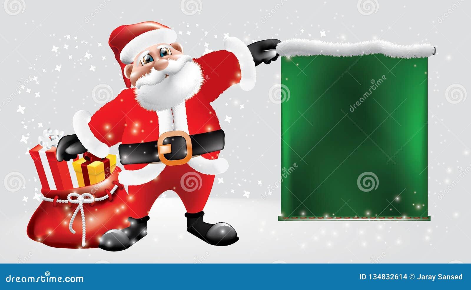 Costa Santa porta i regali per distribuire Buon compleanno