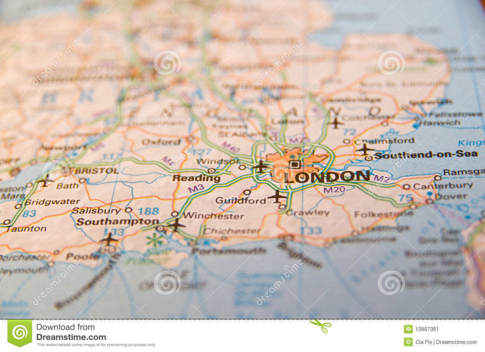 mapa do sul de inglaterra Costa Sul Do Mapa De Inglaterra Imagem de Stock   Imagem de  mapa do sul de inglaterra