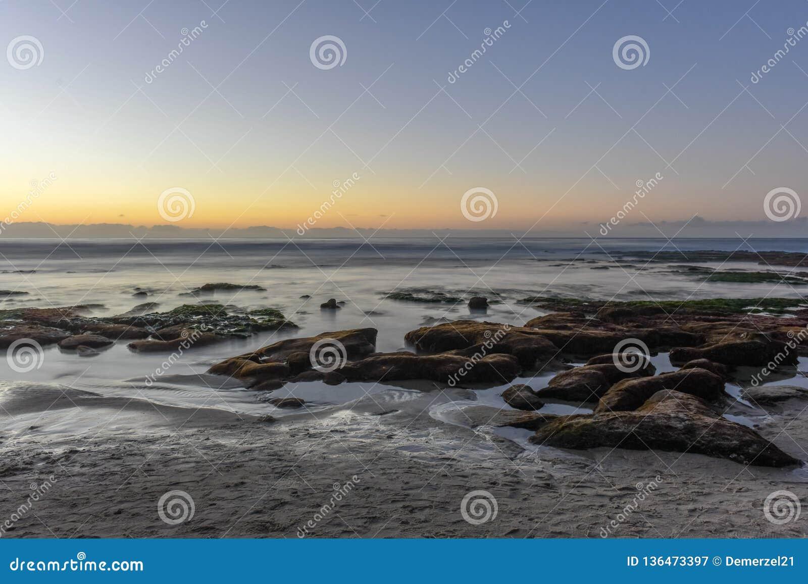 Costas de La Jolla - San Diego, Califórnia