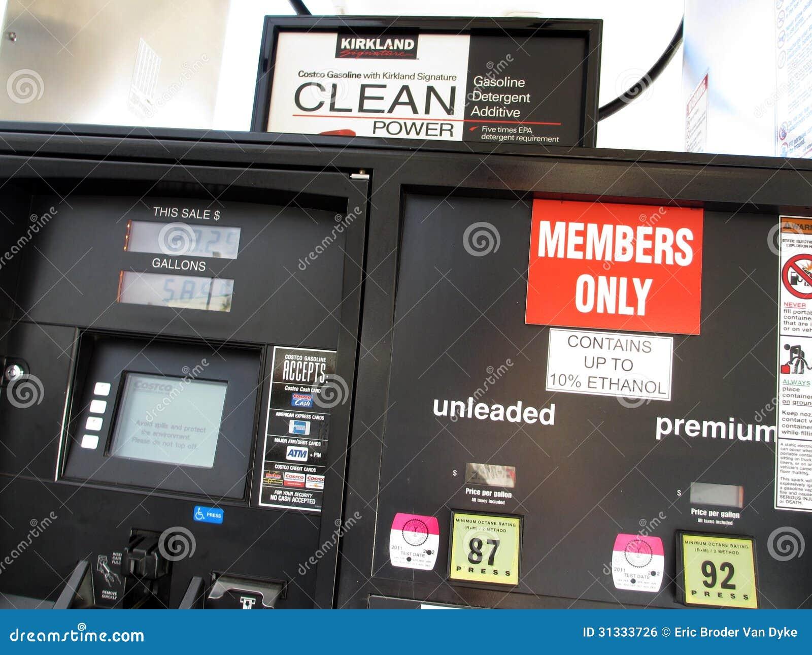 credit card machine costco