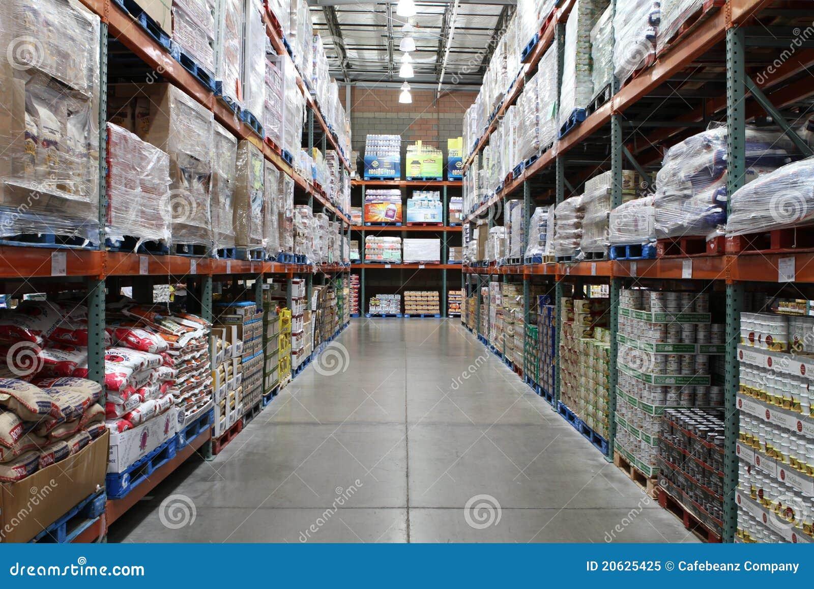 Costco Warehouse Club