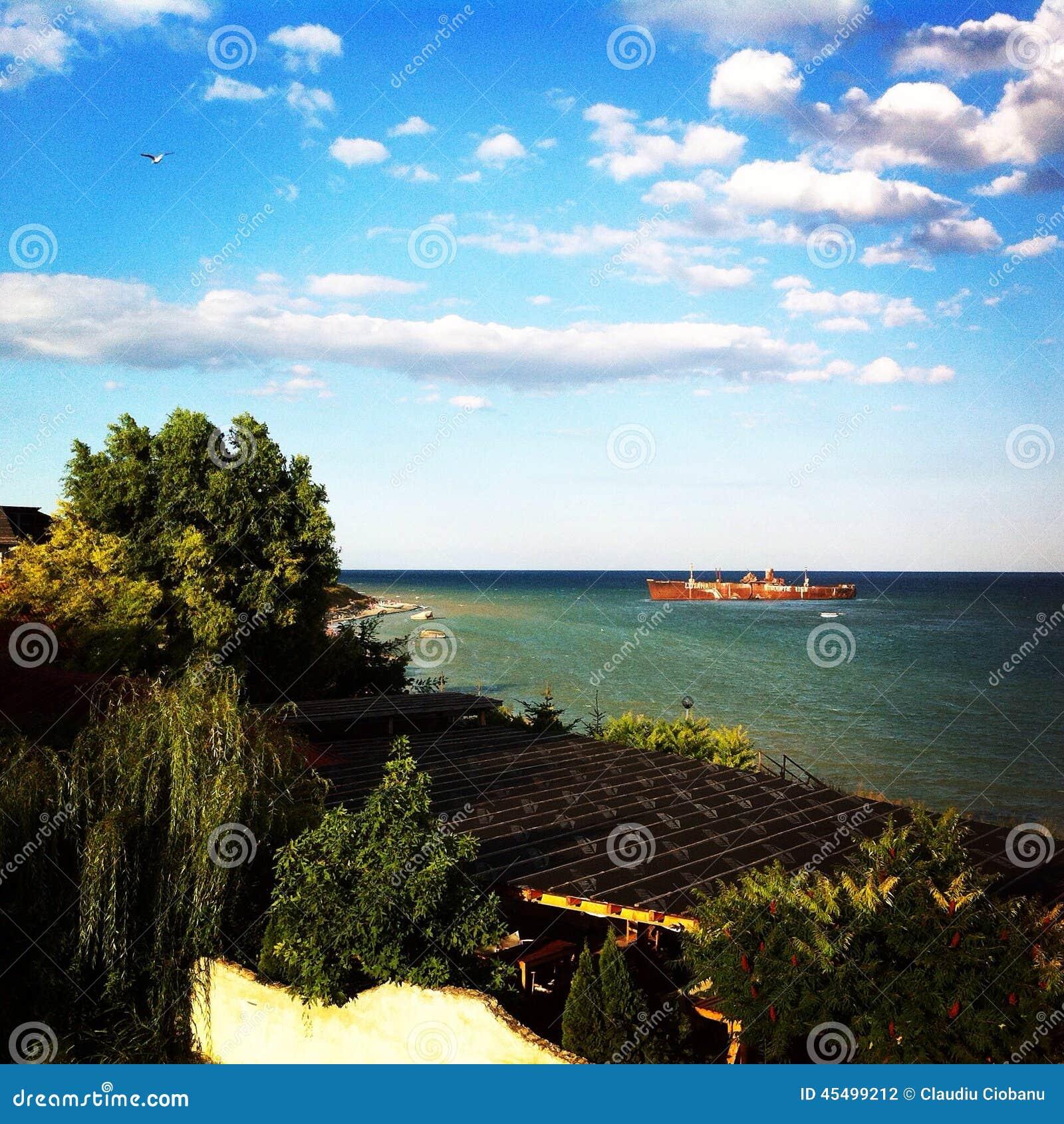 Costinesti海滩