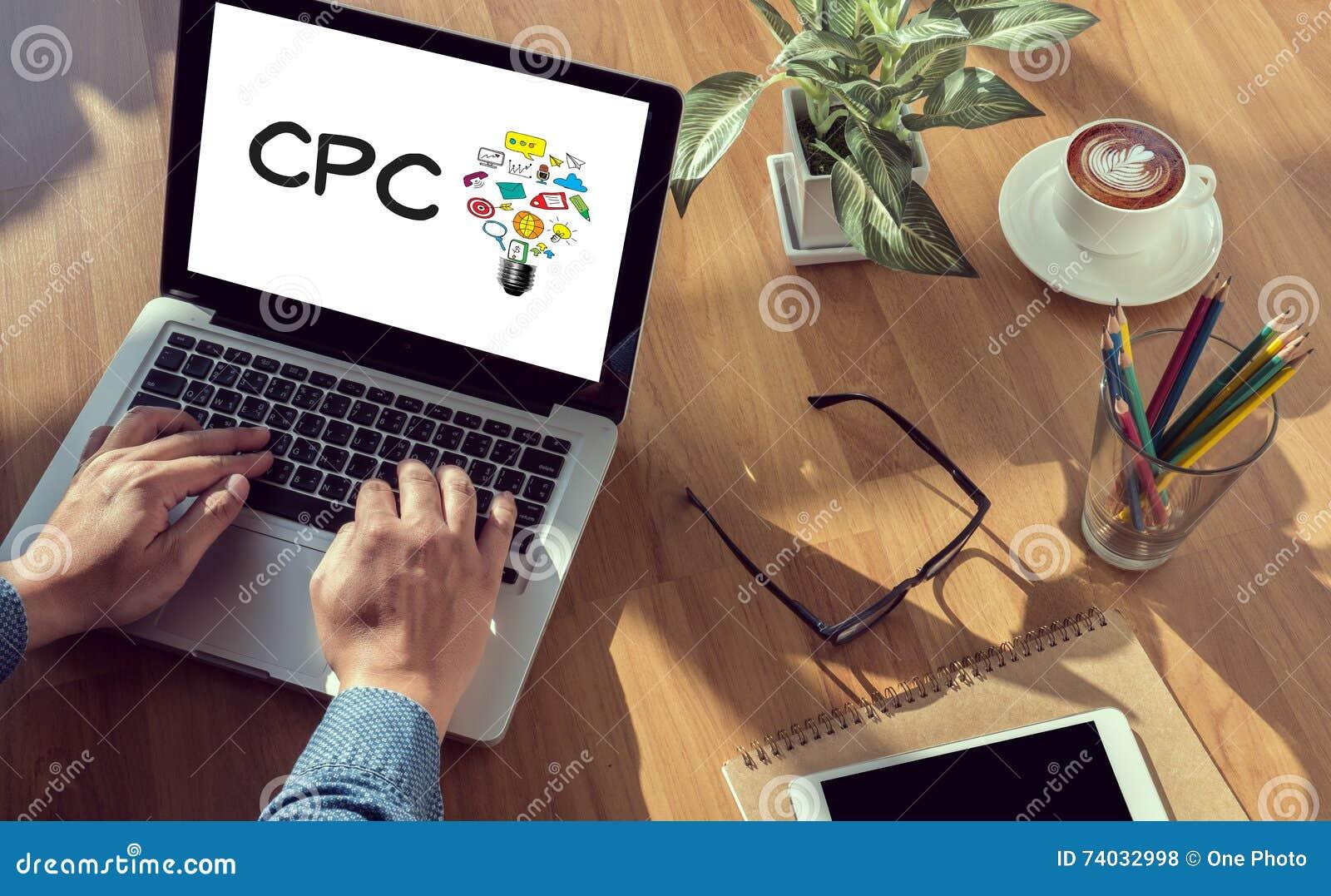 Costo di CPC per clic
