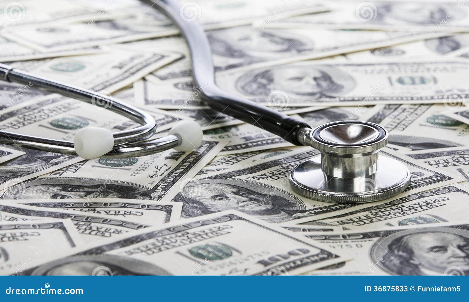 Download Costo di sanità immagine stock. Immagine di sano, background - 36875833