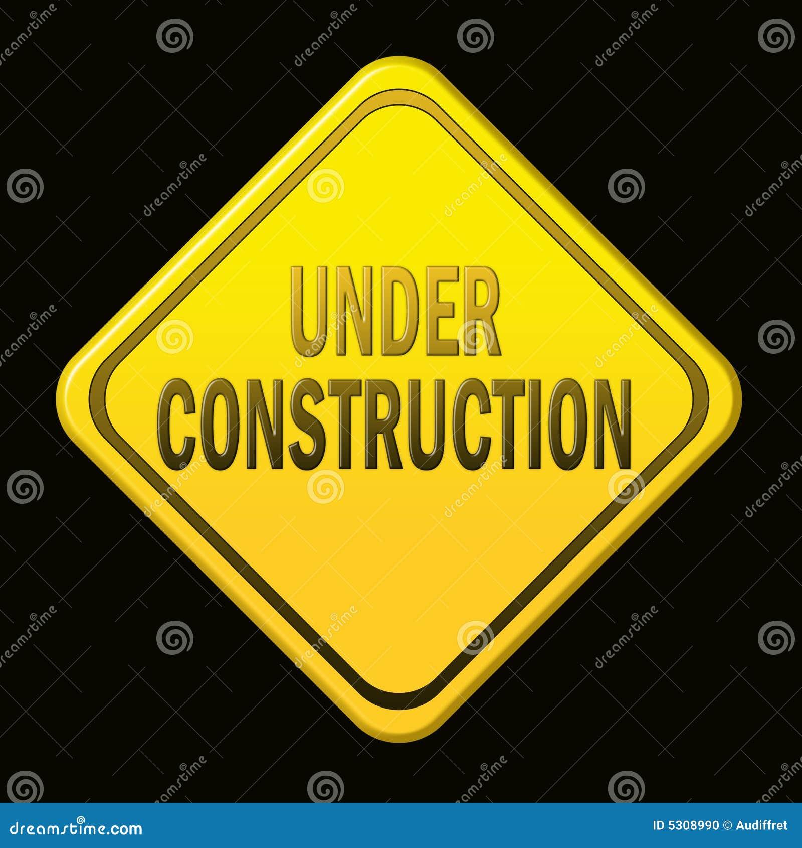 Download In costruzione illustrazione di stock. Illustrazione di segno - 5308990