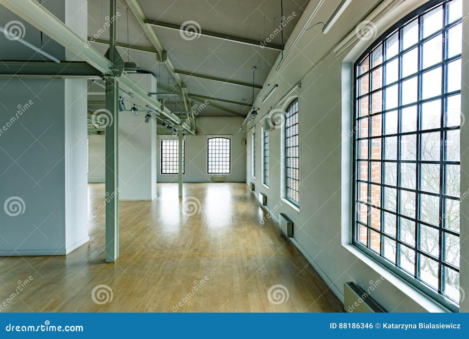 Costruzione con le finestre del sottotetto fotografia for Finestre sottotetto
