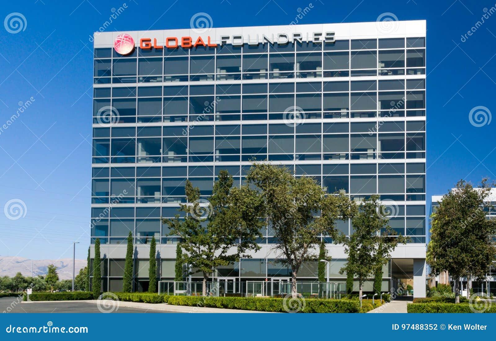 Costruzione corporativa delle sedi di Globalfoundaries