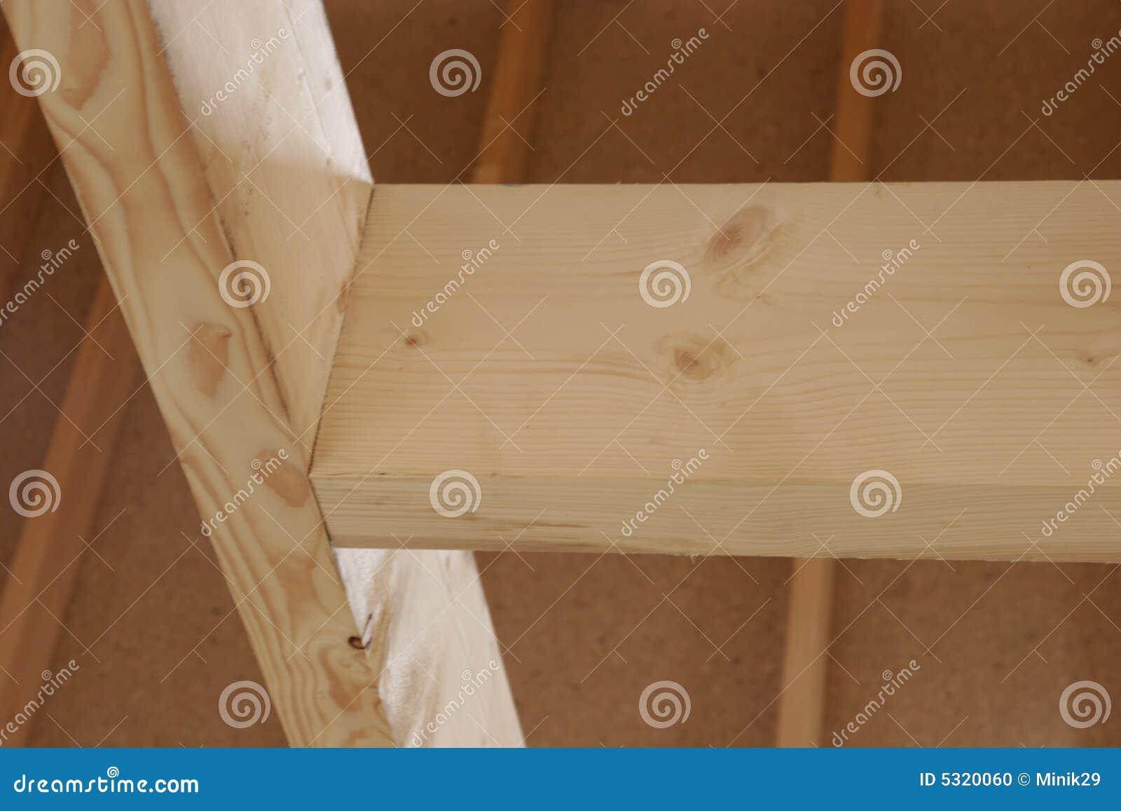 Download Costruzione del legno fotografia stock. Immagine di ecologico - 5320060