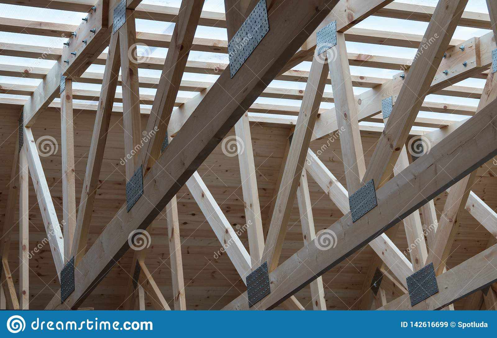 Costruzione del legno