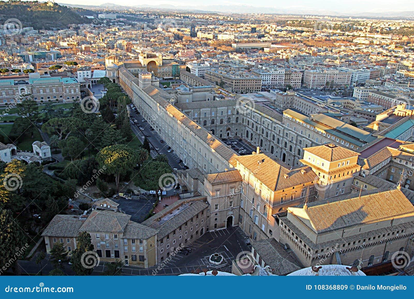 Costruzione del museo del Vaticano