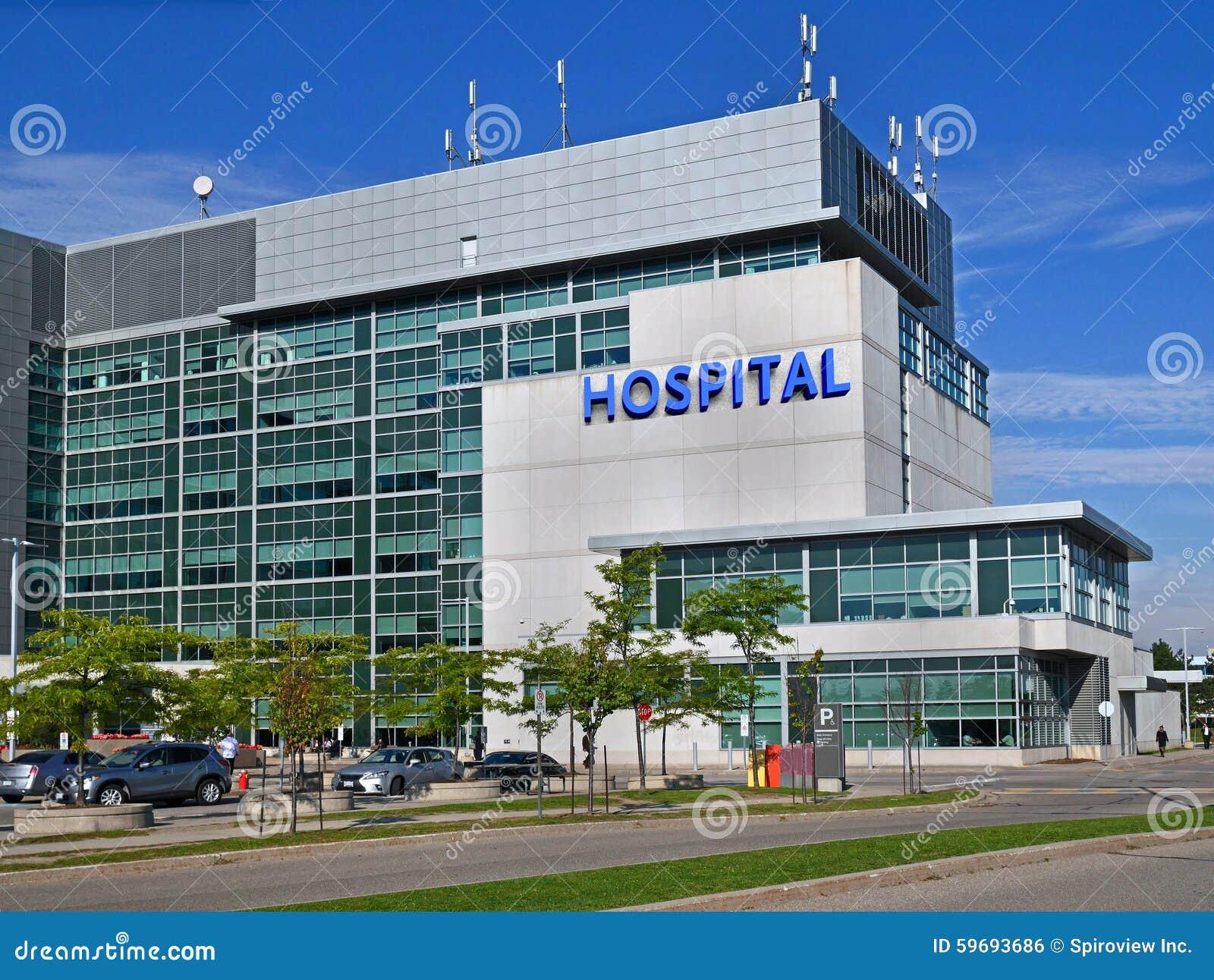 Costruzione dell ospedale
