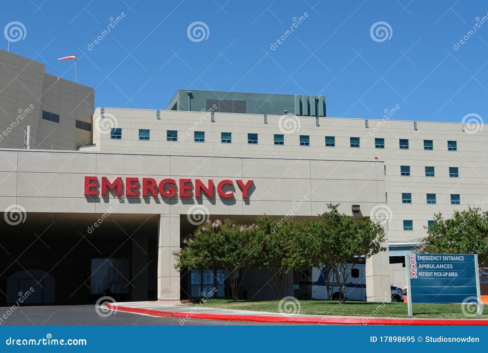 Costruzione dell ospedale di emergenza