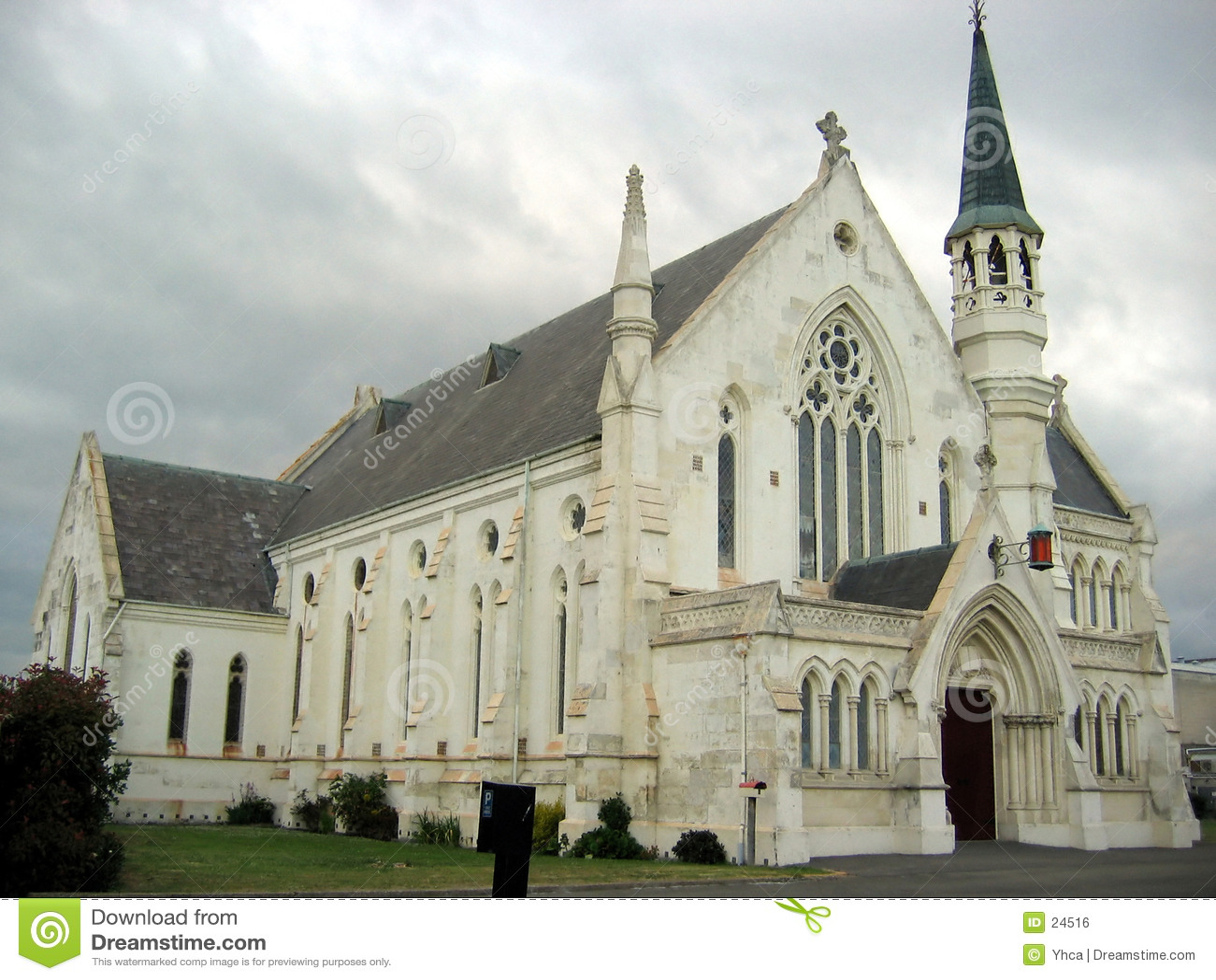 Costruzione della cattedrale della chiesa