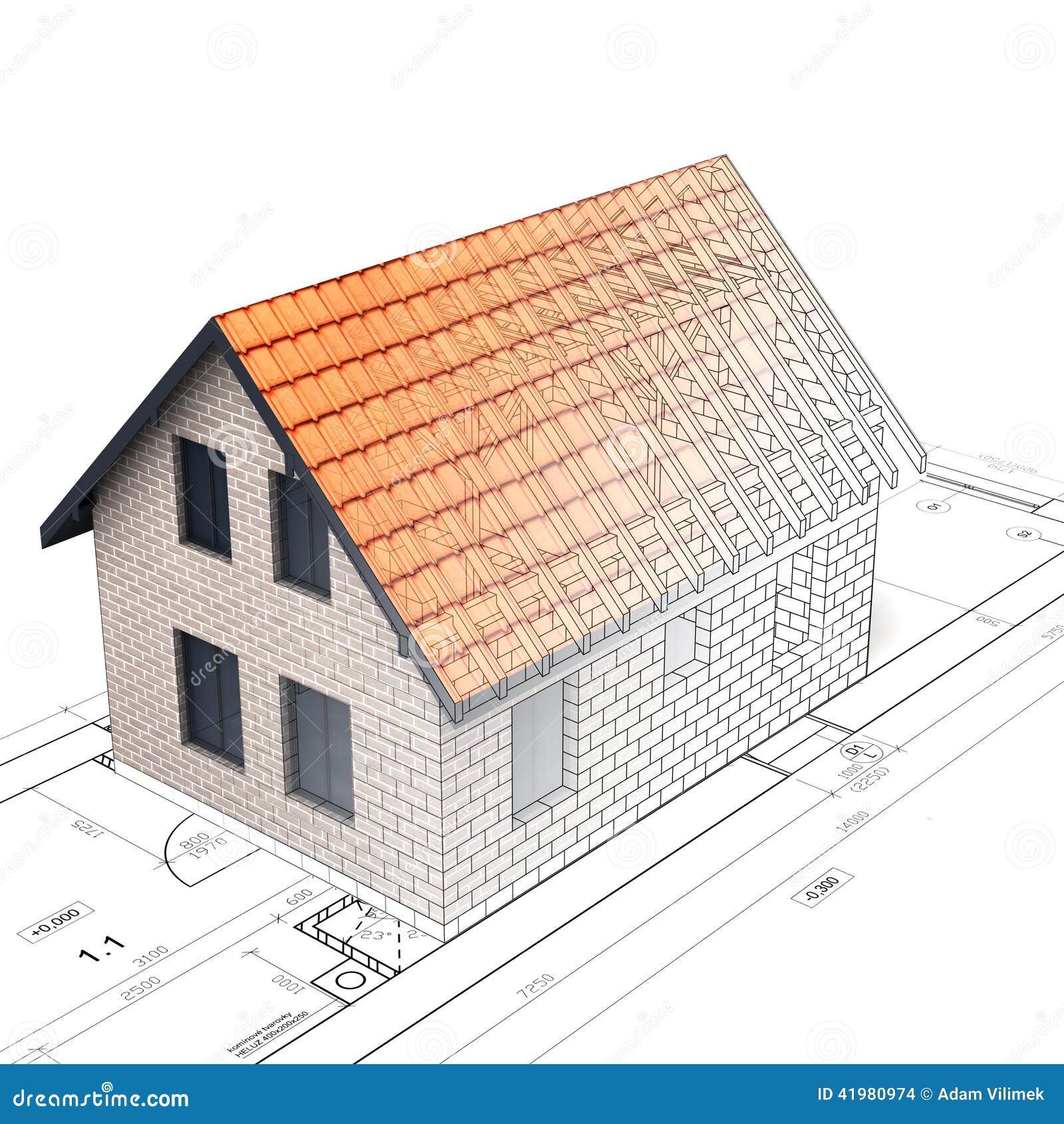Costruzione della transizione di miscela di progettazione for Costo di costruzione casa di mattoni