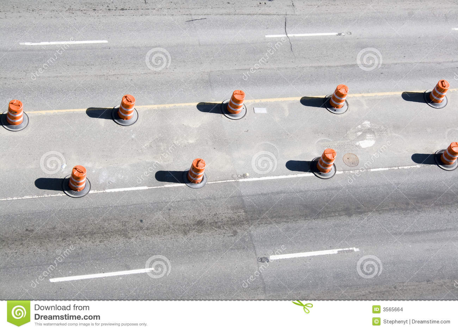 Costruzione della via