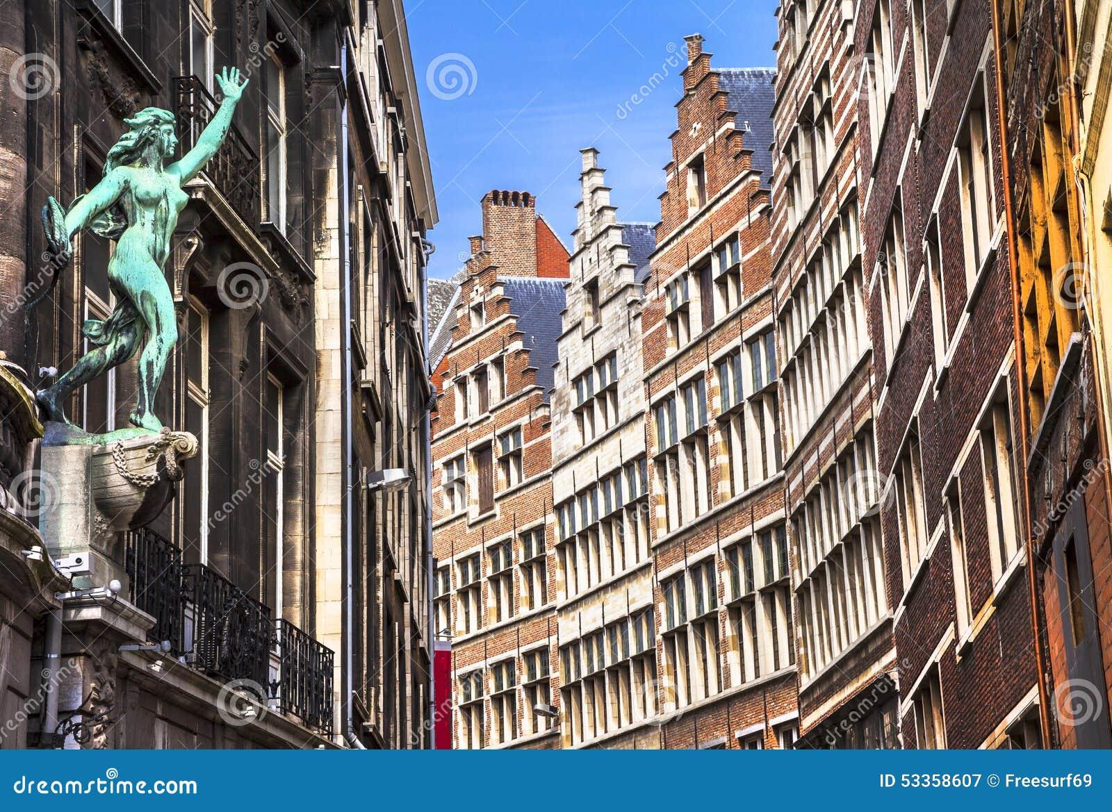 Costruzioni a Antwerpen belgium
