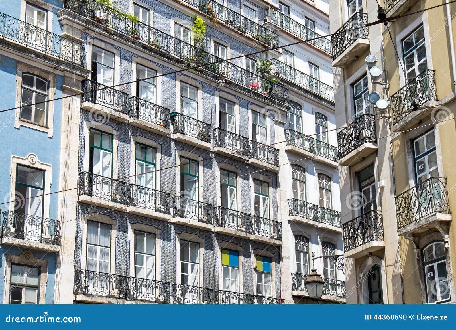 Costruzioni a Lisbona