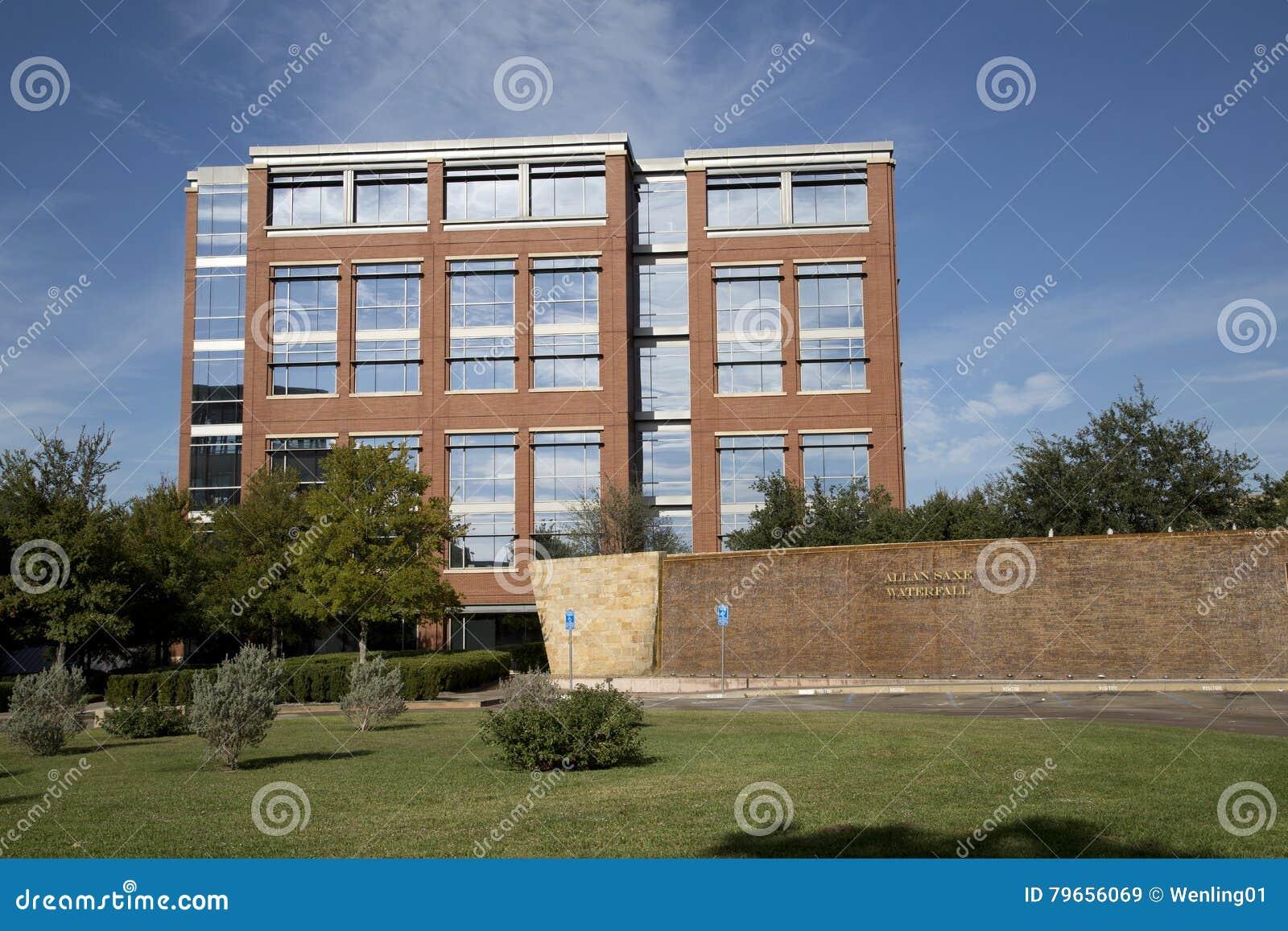Costruzioni nella città universitaria dell istituto universitario della contea di Tarrant