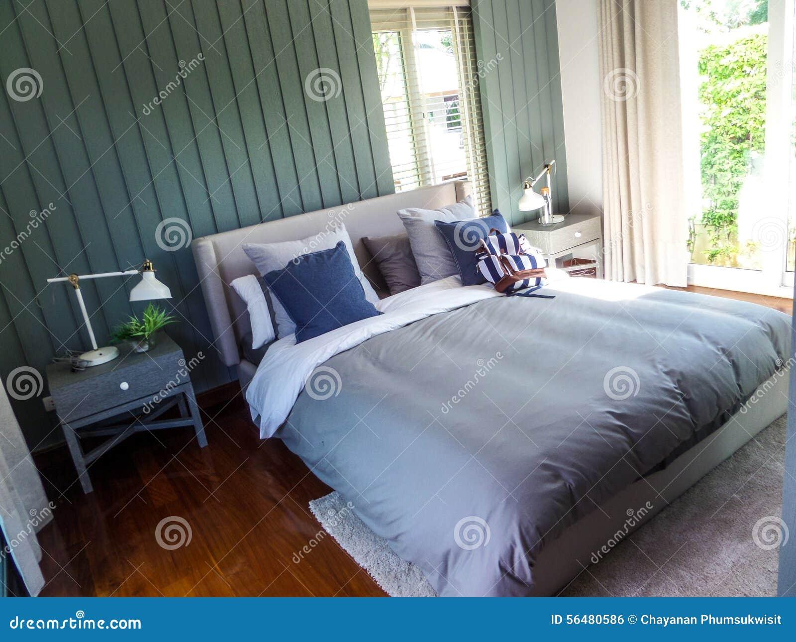 Costume de chambre à coucher en villa Pattaya de piscine