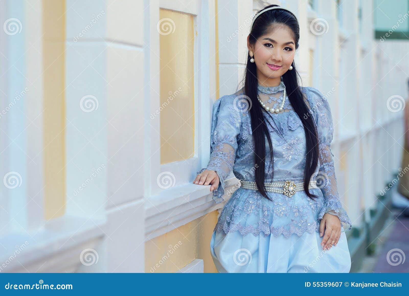 Costume del cittadino della Tailandia