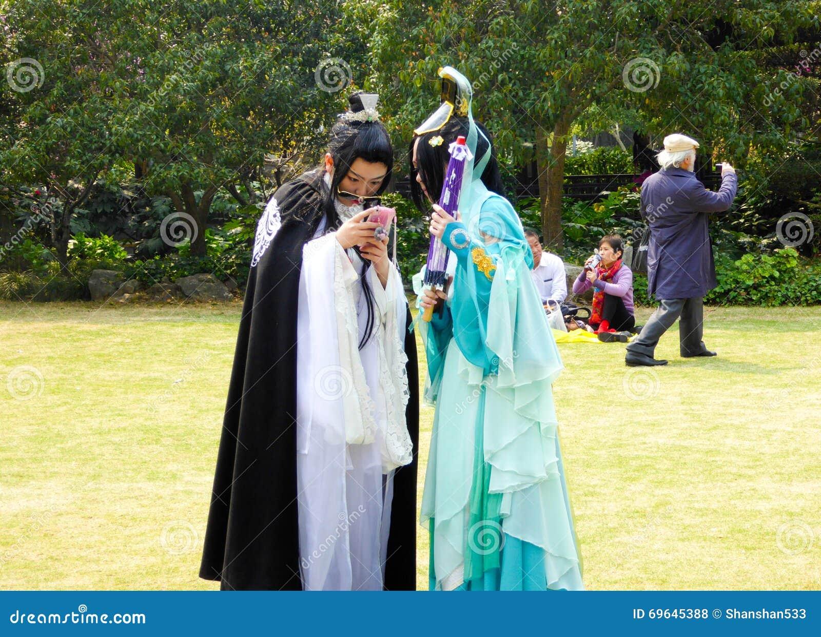 Costume Play Editorial Stock Photo - Image: 69645388
