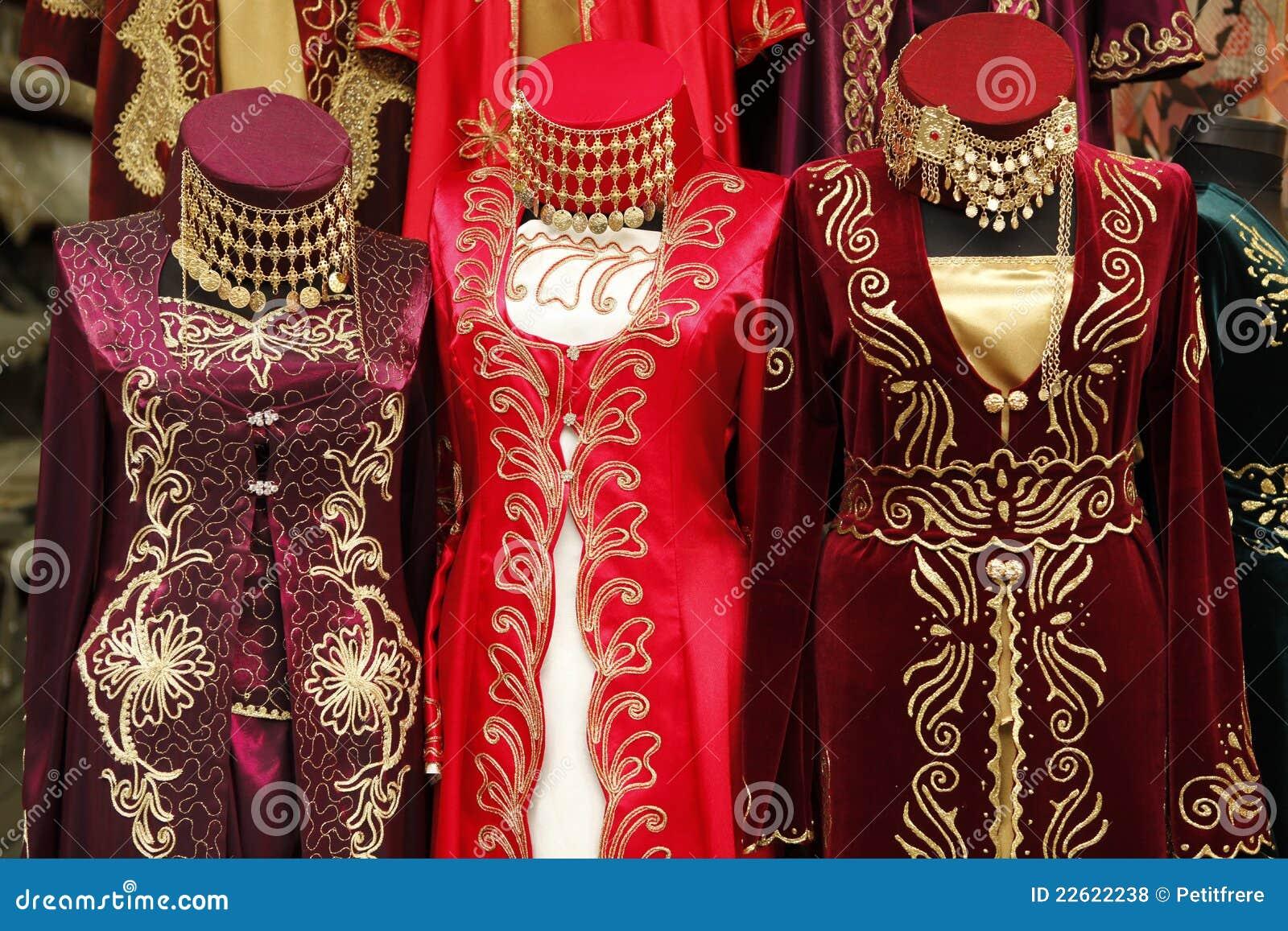 Costume turco