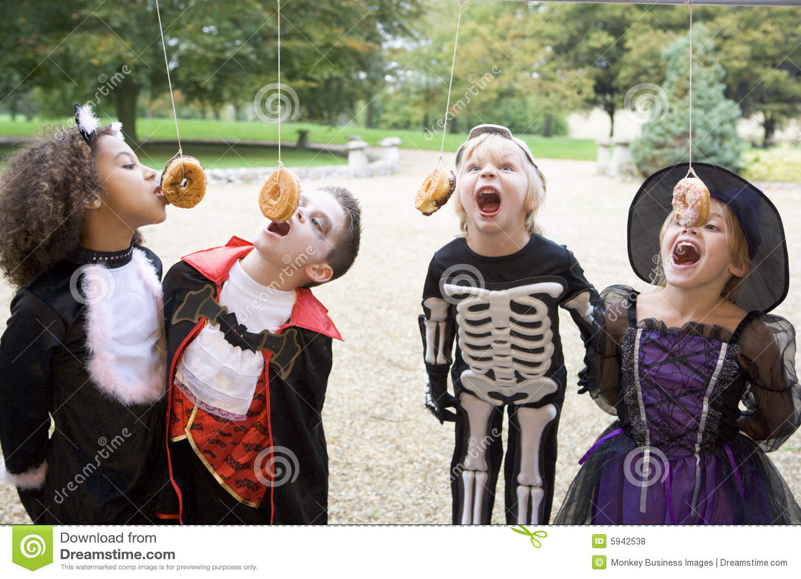 Costumes 4 детеныша halloween друзей