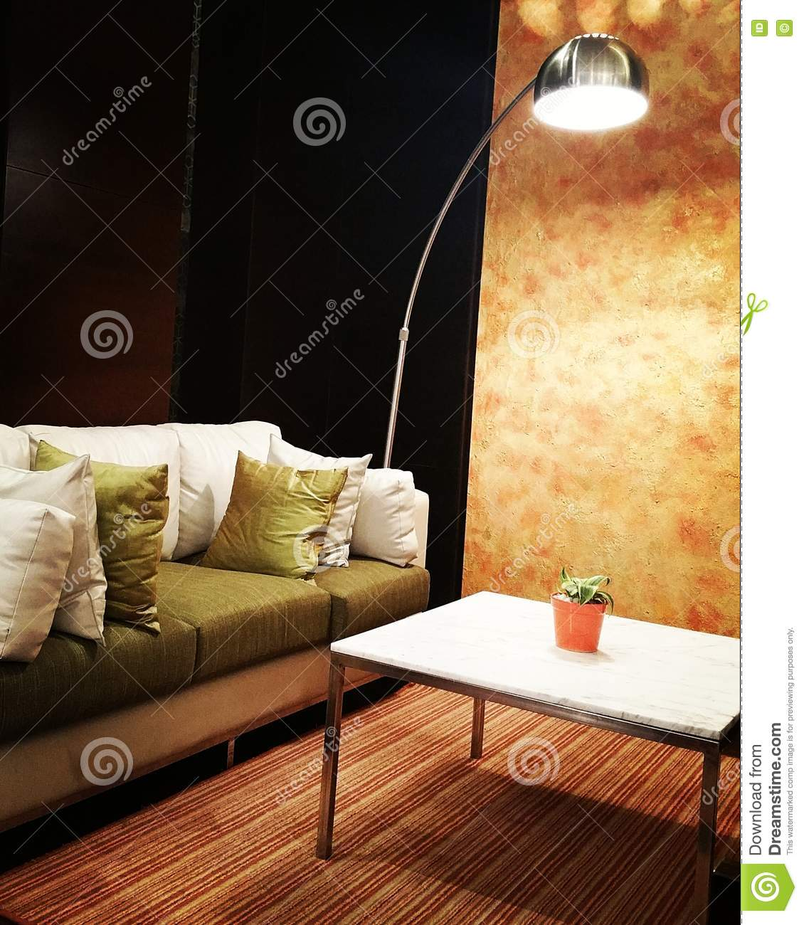 Cosy Corner for two stock image. Image of hotel, shadow - 80518739
