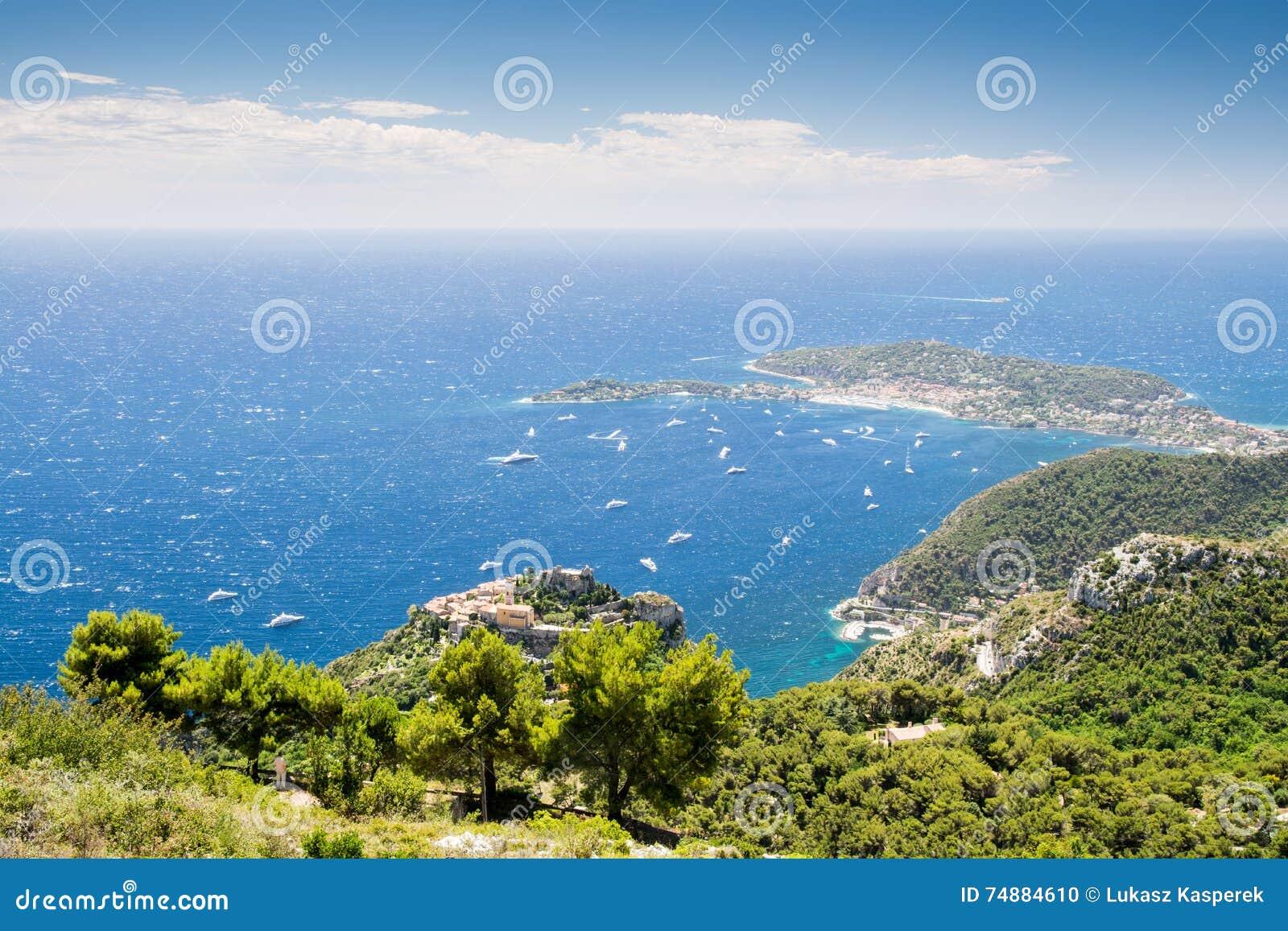Cote d Azur, França
