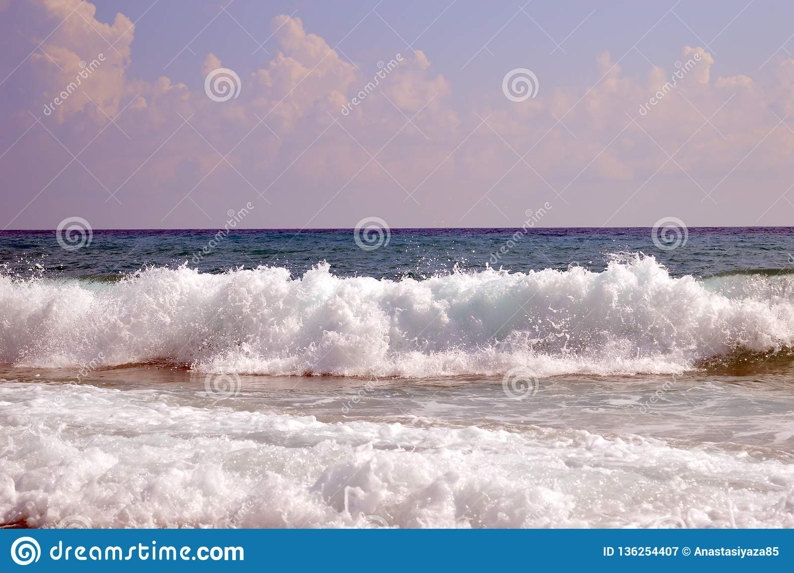 Cote d Azur Meer