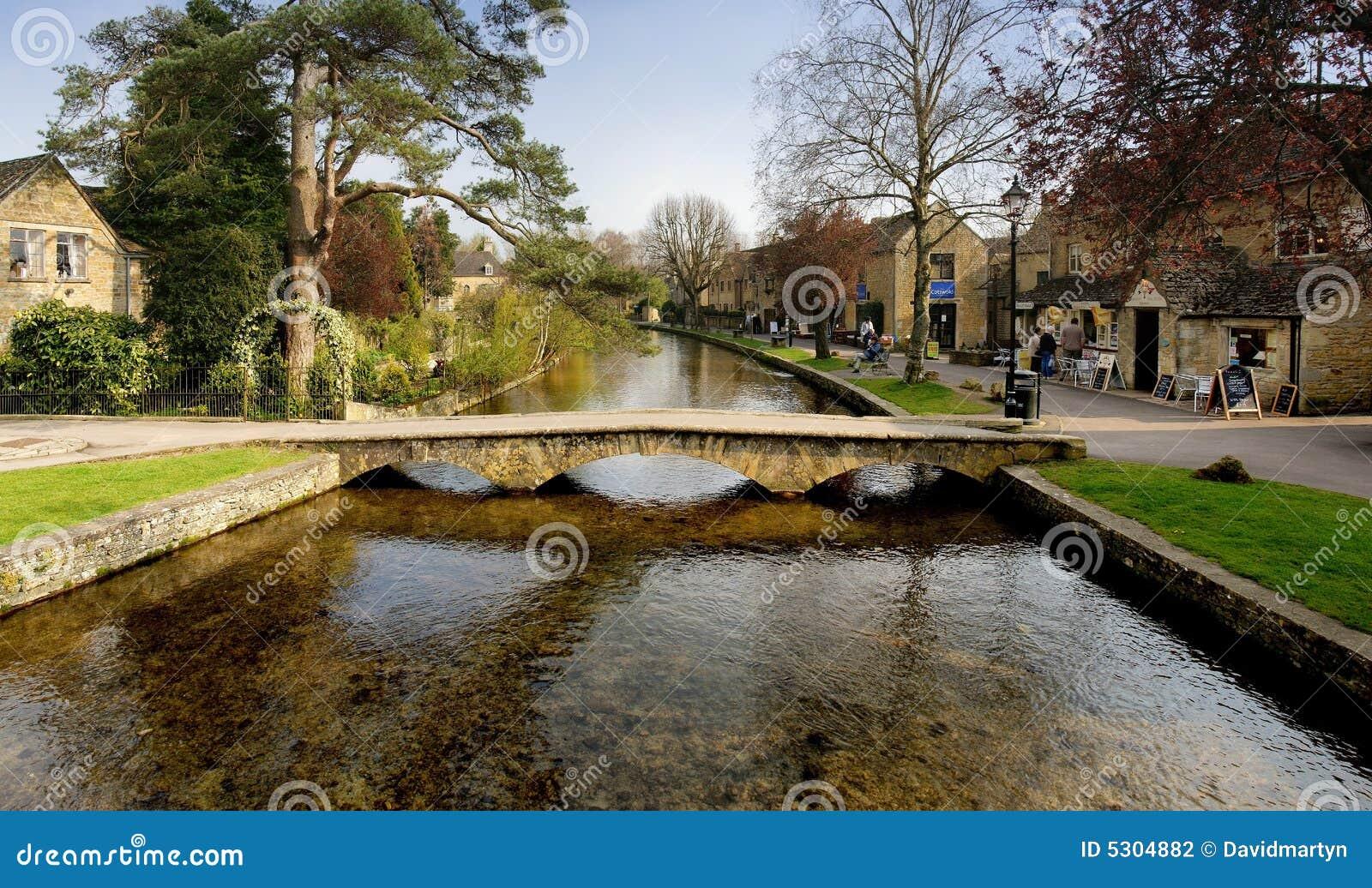 Download Cotswolds fotografia stock. Immagine di inghilterra, centro - 5304882