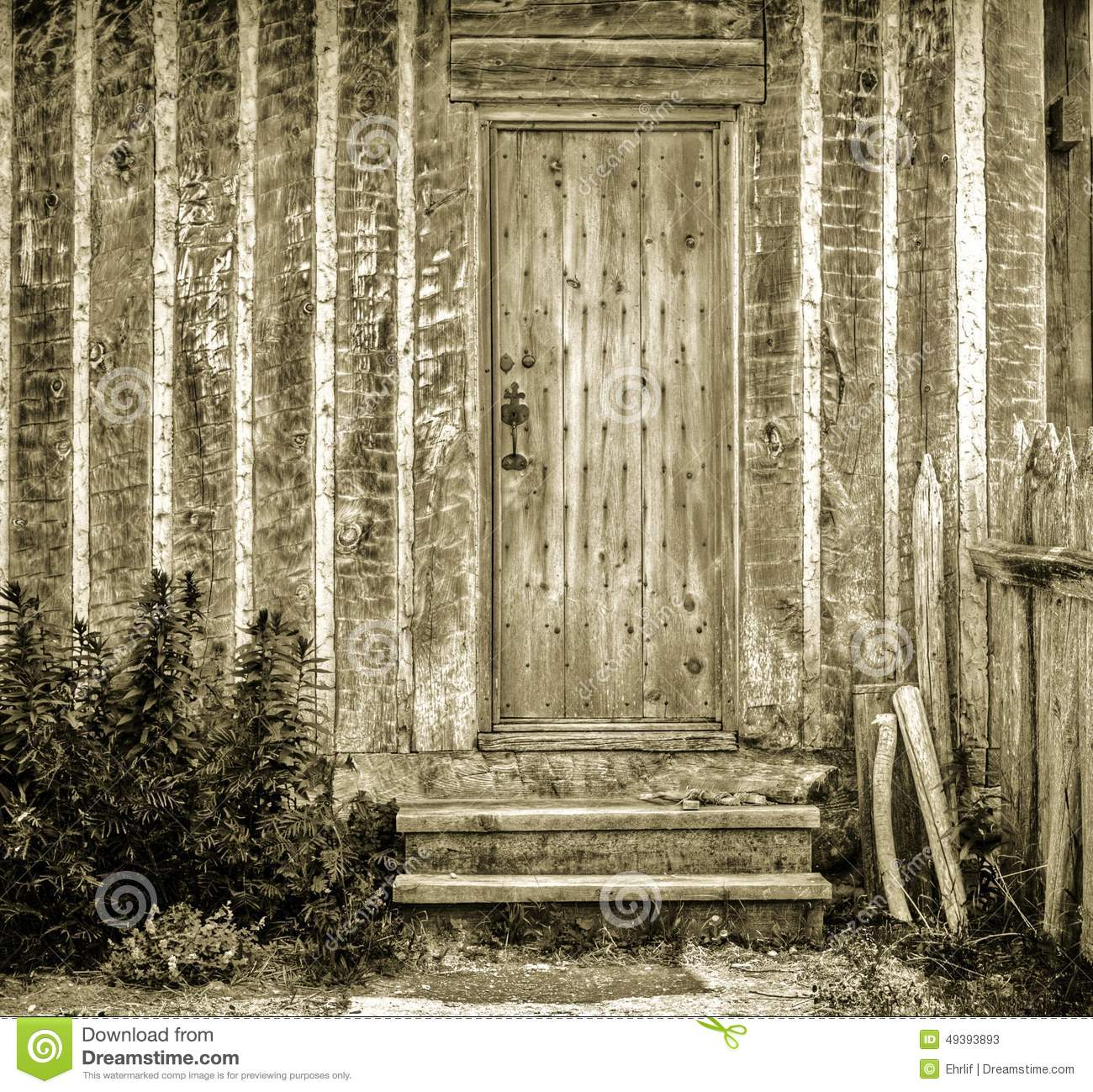 1299 #85A922 Front Door And Stoop Of Historical European Style Cottage. pic European Exterior Doors 46111300
