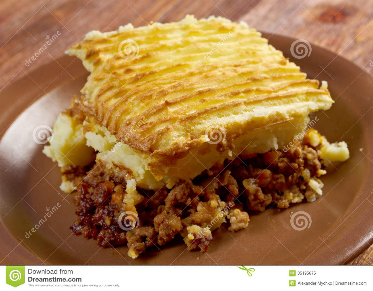 Cottage Pie Royalty Free Stock Photo - Image: 35195675