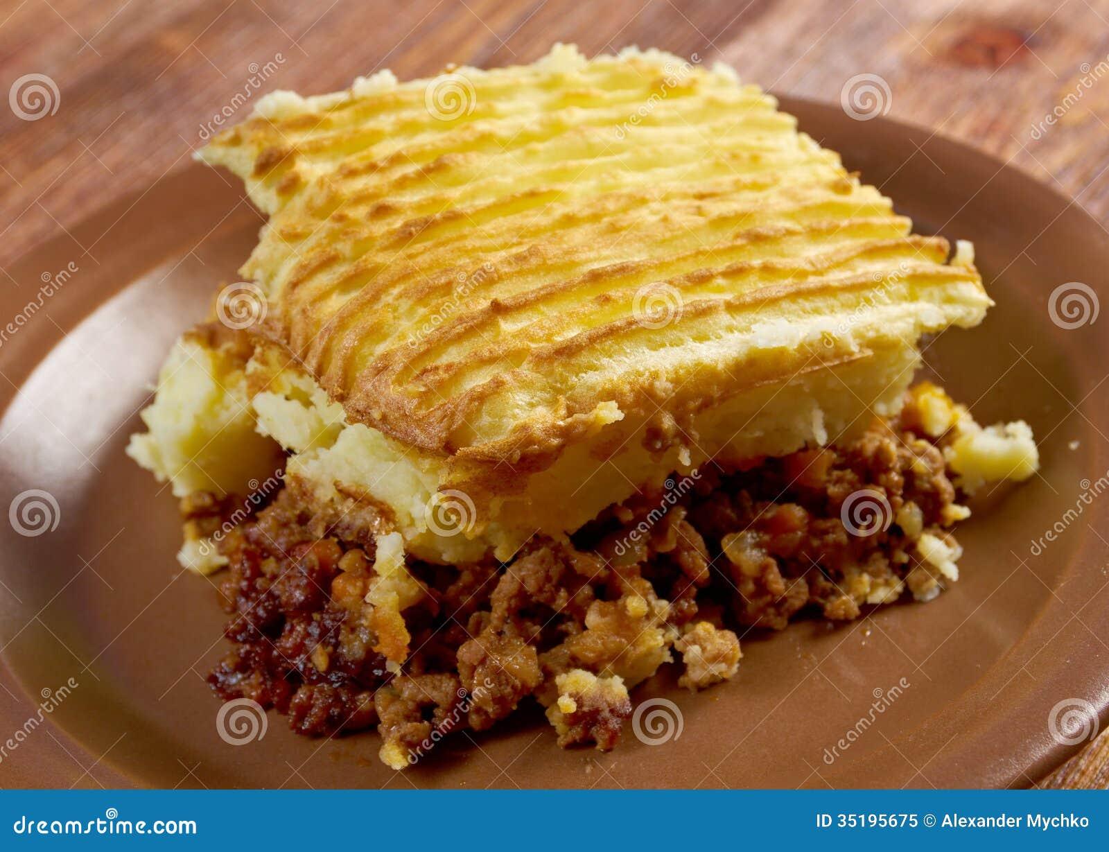 Cottage Pie Royalty Free Stock Photo - Image: 35195675