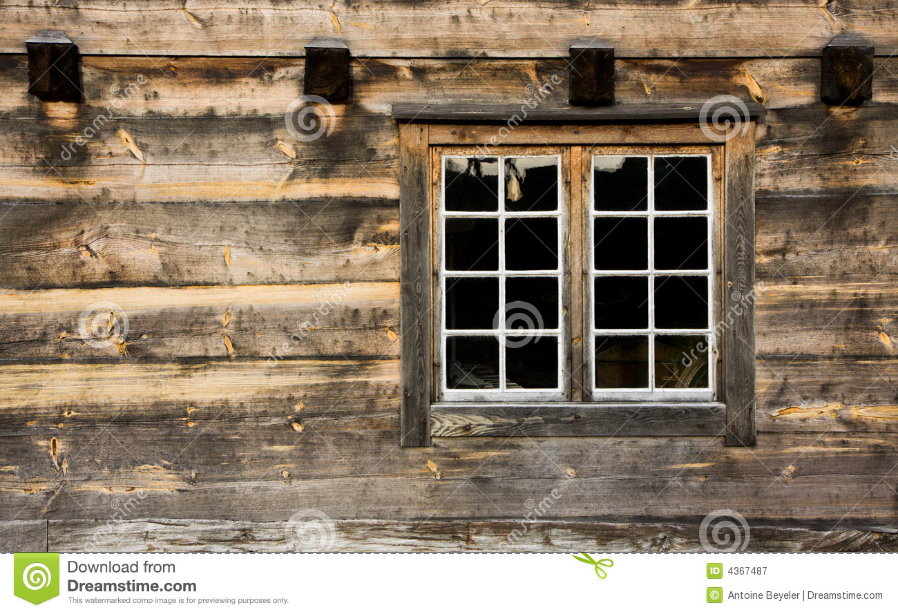 photo stock curtain cottage wooden outside exterior view frame window old net ireland farmhouse