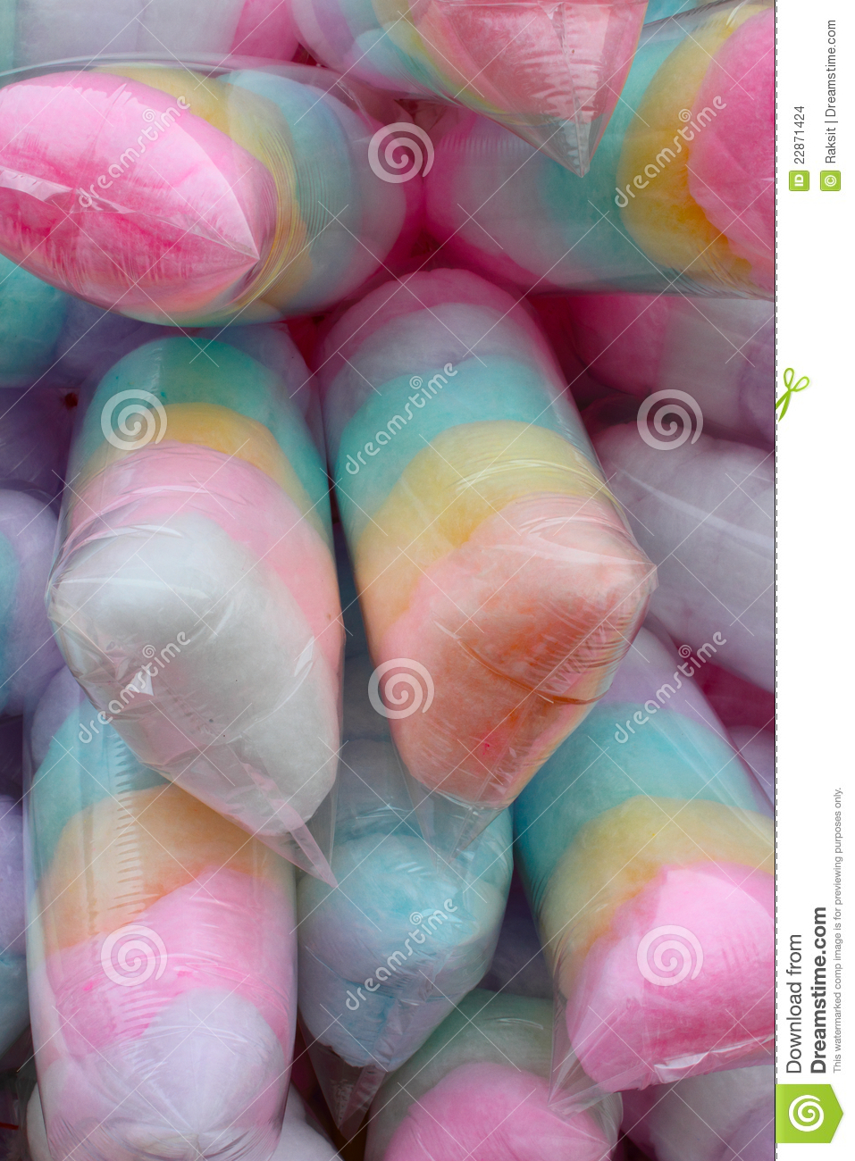 Cotton Candy Stock Images Image 22871424