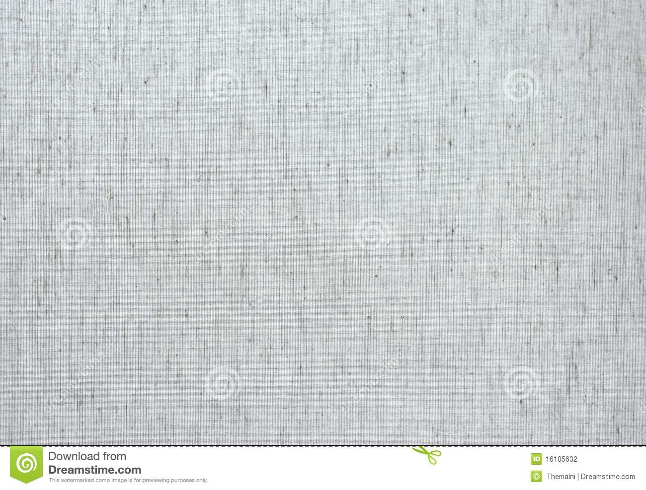 Cotton Fabric Texture Stock Photo Image Of Grey Pattern 16105632