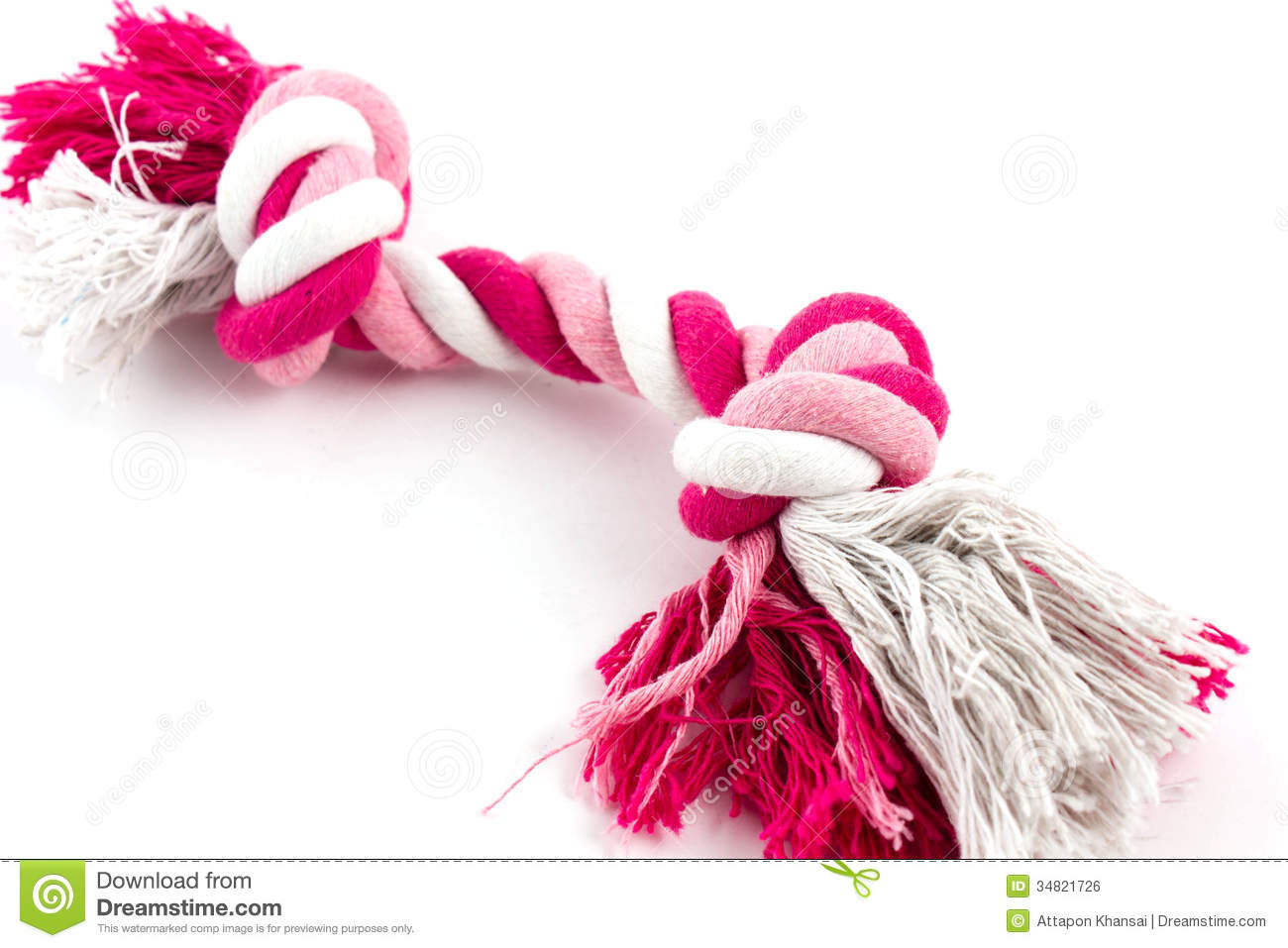 Dog Toys On A Rope