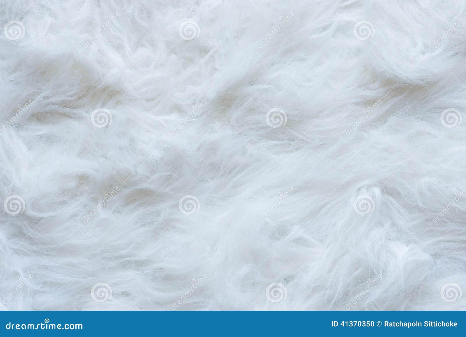 Cotton Wool Texture Stock Photo Image 41370350