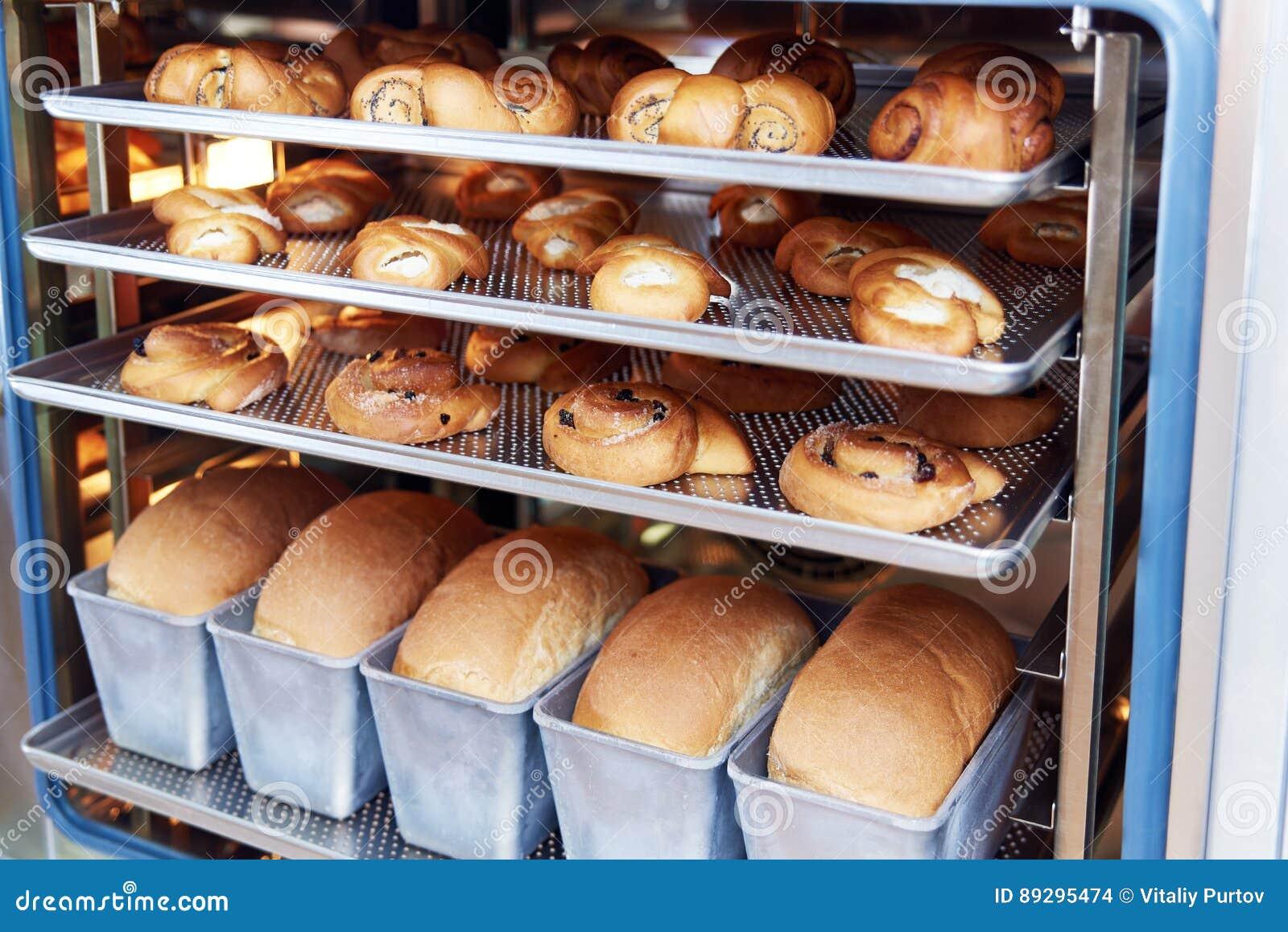 Cottura del pane del dessert in vapore di combi forno di produzione al forno pane bollente - Forno a vapore prezzi ...