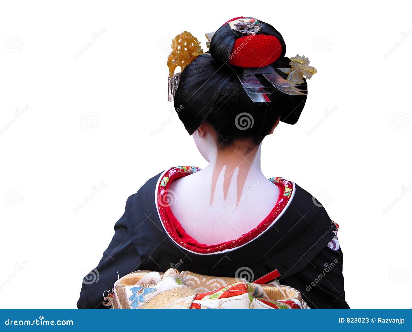 Cou de geisha