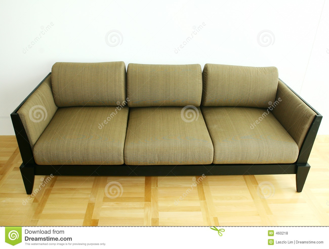 Download Couch stock photo. Image of wood, chair, pillow, sofa, bench - 460218