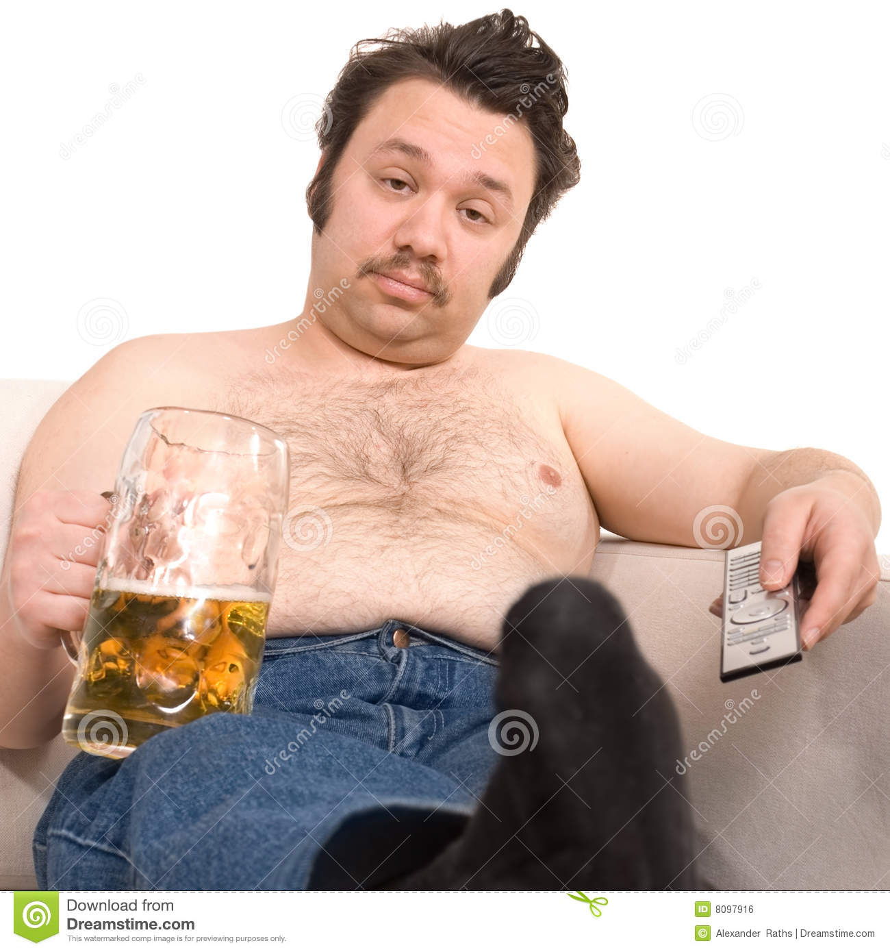 Couch Potato Stock Photo Image Of Hand Body Alcohol 8097916