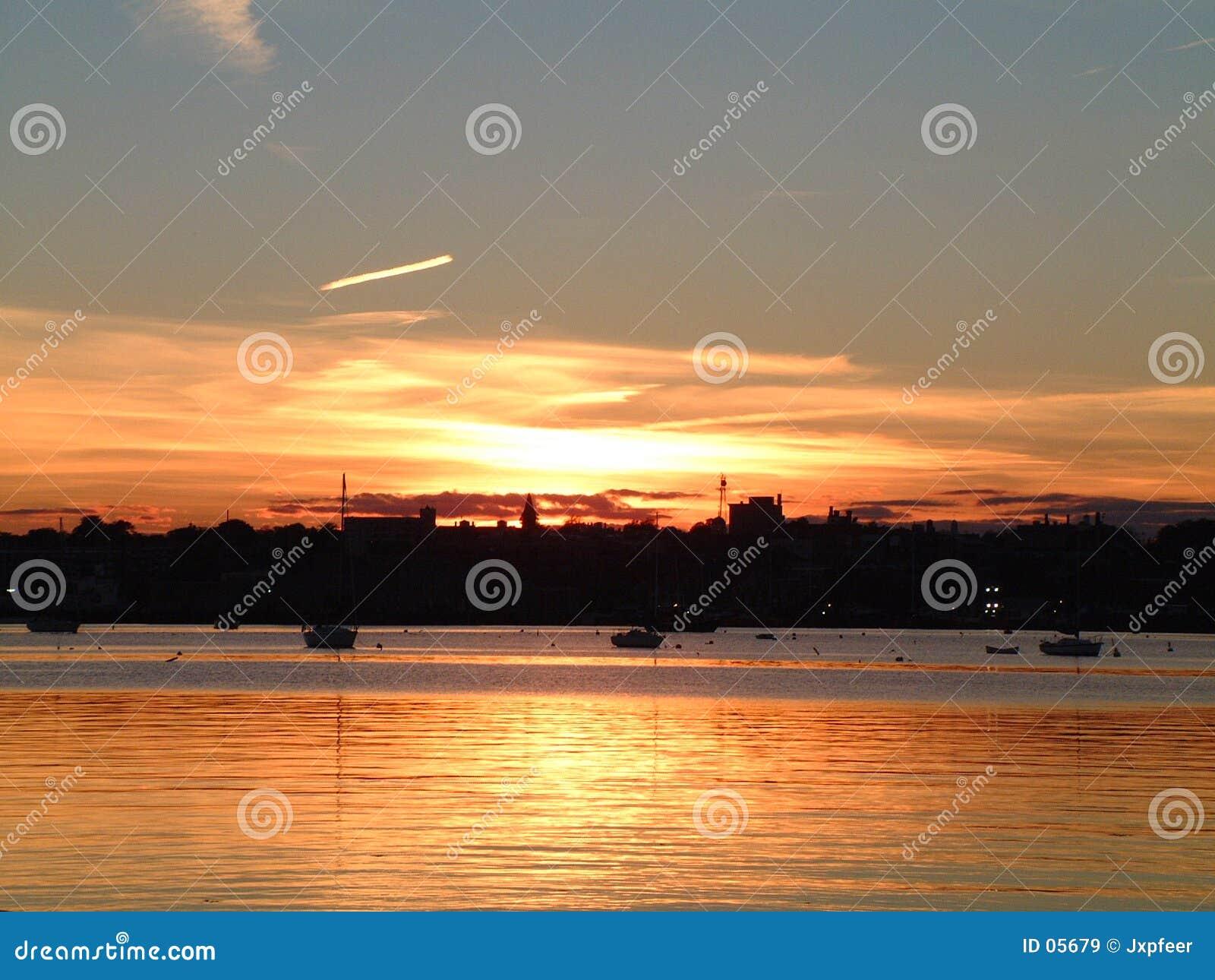 Coucher du soleil 2 de Fairhaven