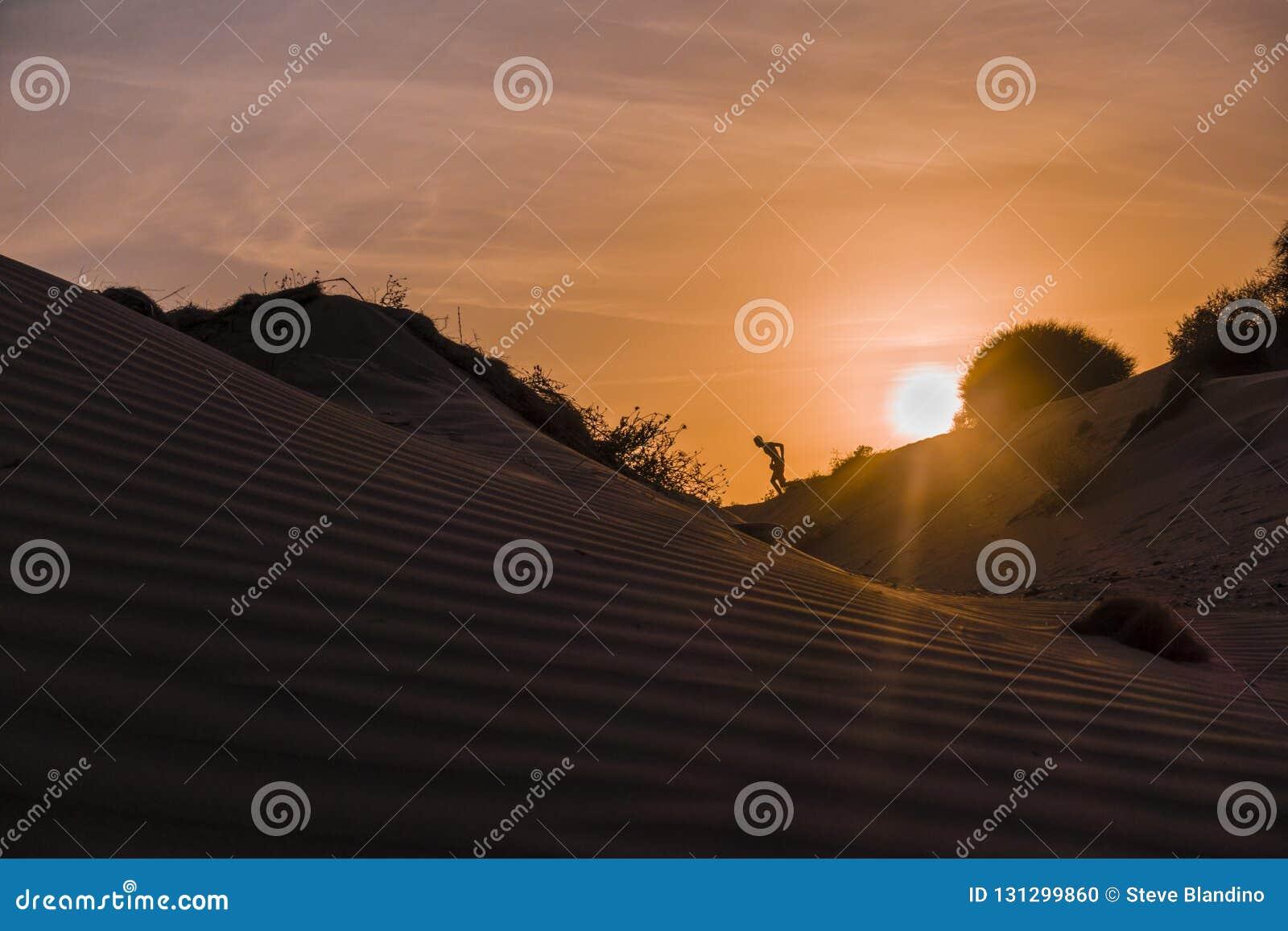 Coucher du soleil Sampieri, penne de Fornace, Sicile