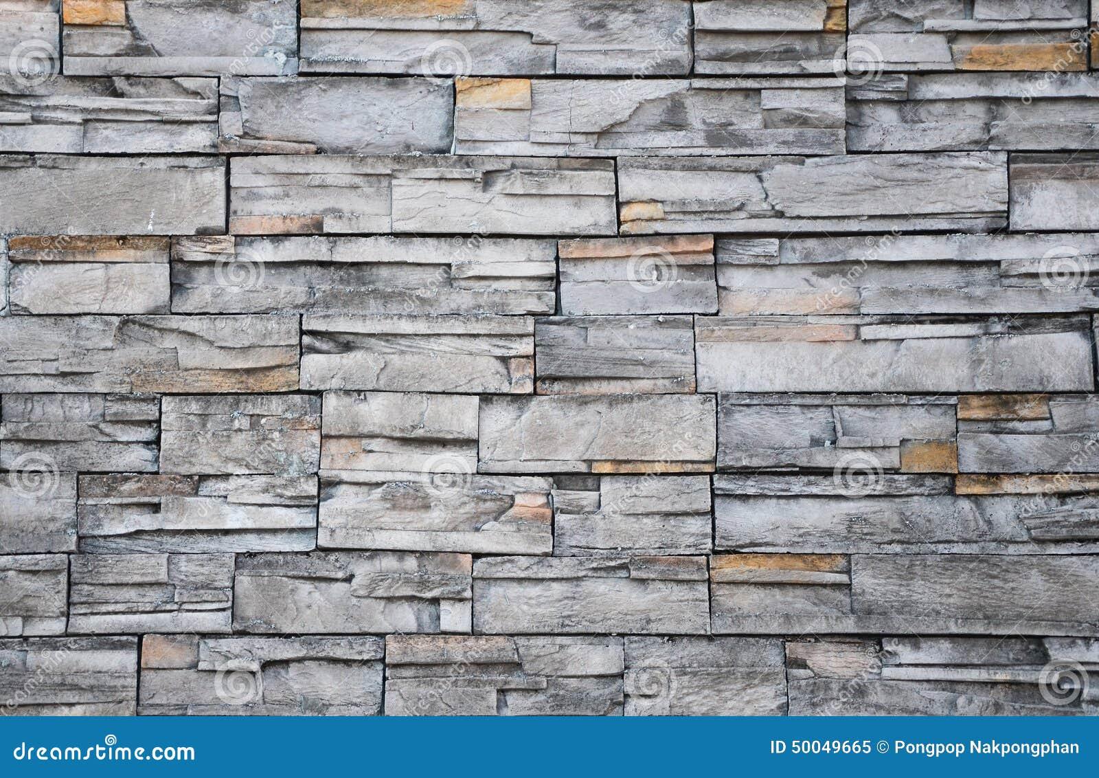 couleur grise de mod le du mur en pierre d corative photo. Black Bedroom Furniture Sets. Home Design Ideas