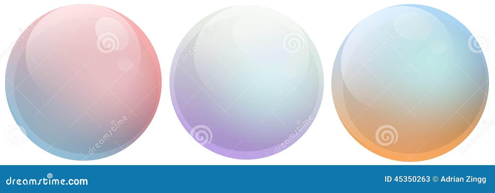 Couleur multi de bulles de savon
