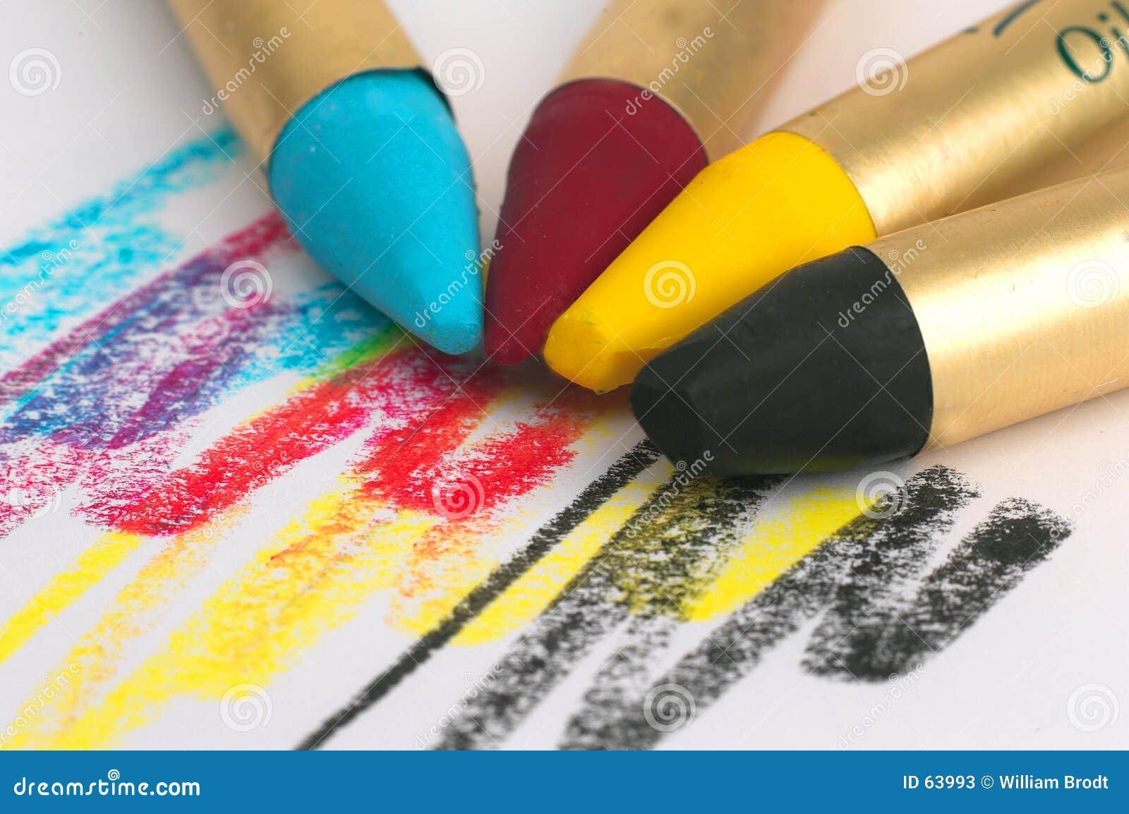Download Couleurs image stock. Image du pétrole, noir, rouge, artistique - 63993