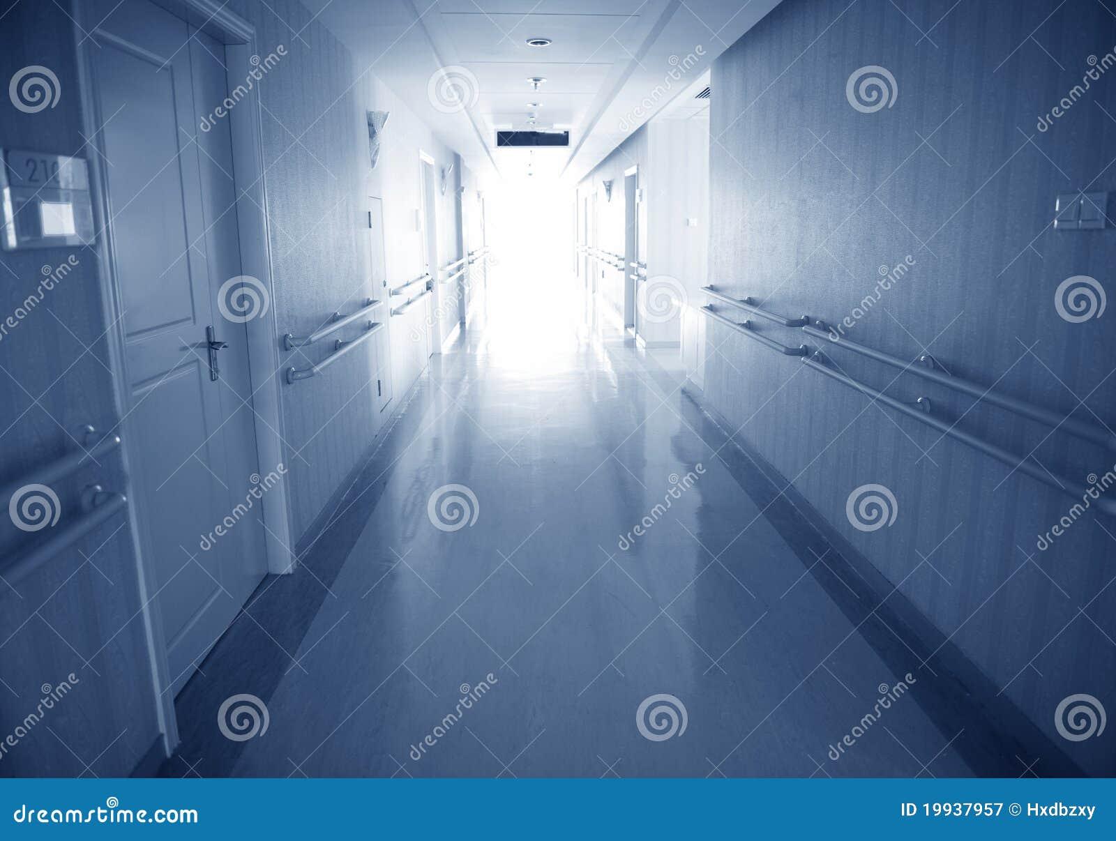 Photographie stock libre de droits: couloir