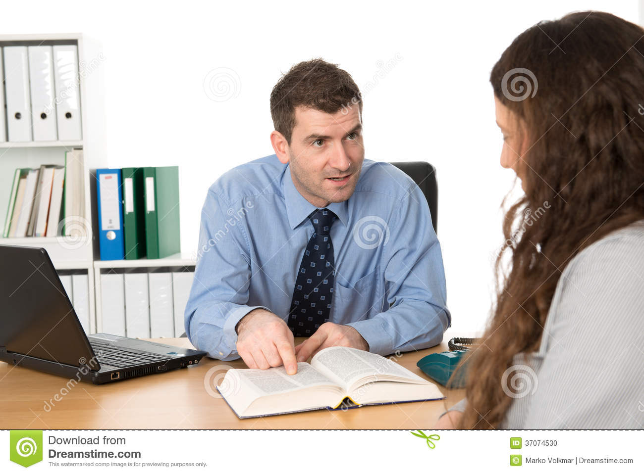 Counselor interview